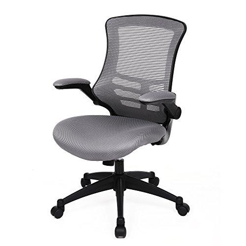 SONGMICS Bürostuhl, ergonomischer Drehstuhl