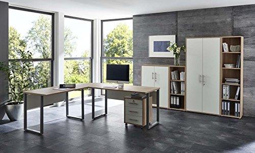 Arbeitszimmer Büromöbel komplett Set OFFICE EDITION (Set 4)