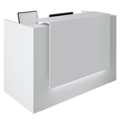 Empfangstheke weiß 166,0 x 88,0 x 113,0 cm