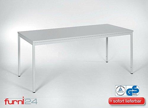 Furni 24 Beistelltisch, Esstisch, Konferenztisch, Mehrzwecktisch, Universaltisch