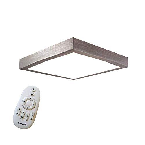 FROADP 16W LED Panel Quadrat Modern Deckenlampe Deckenleuchte Schlafzimmer Küche
