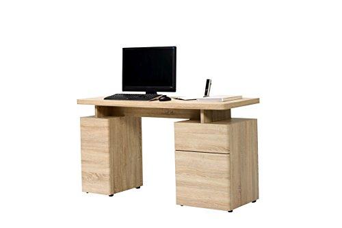 Movian Schreibtisch mit zwei Schrankfächern