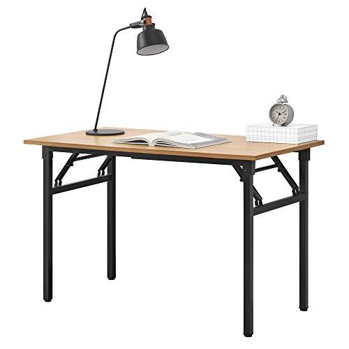 [neu.haus] Klapptisch - 120 x 60cm Schreibtisch Bürotisch Computertisch Tisch Klappbar